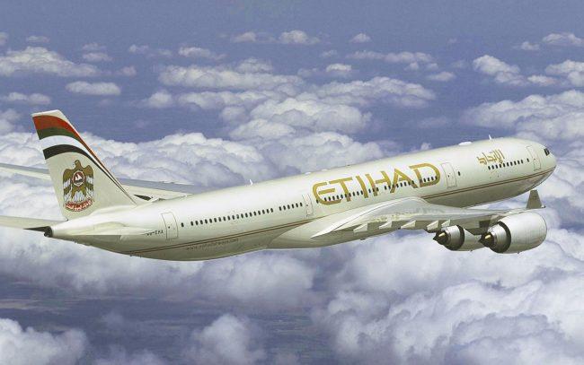 Etihad Airways mon avis