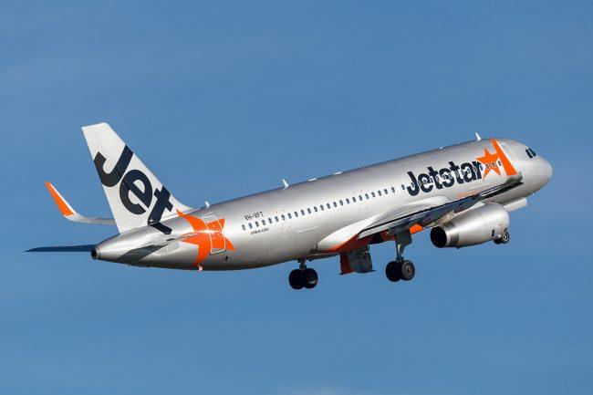 jetstars airways avis