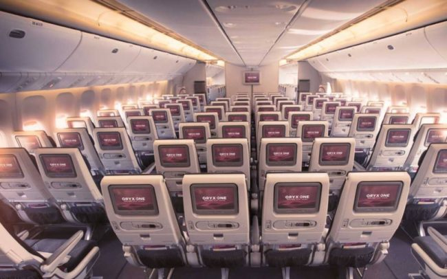 qatar airways avis test