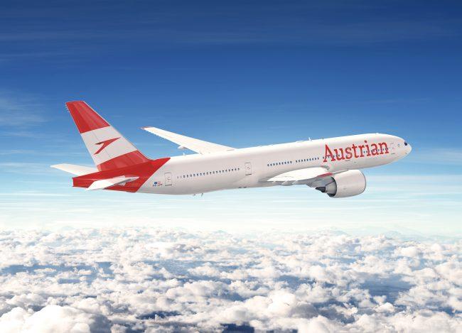 test compagnie aérienne austrain airlines