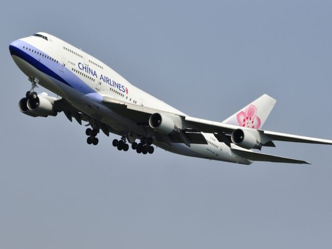 test compagnie aérienne china airlines