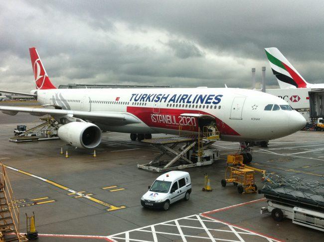 turkish airlines test et avis