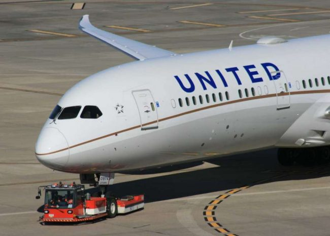 test avis compagnie aerienne united airlines